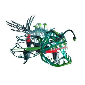 Drone Force Angler Attack Quadrocopter/Drohne im Anglerfisch-Look
