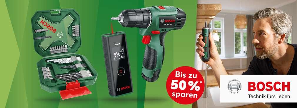 [Kaufland] Bosch Treueaktion bis zu -40%