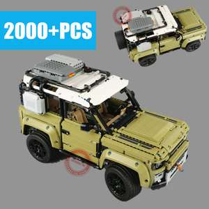 Lepin (42110) Technican Land Rover Defender