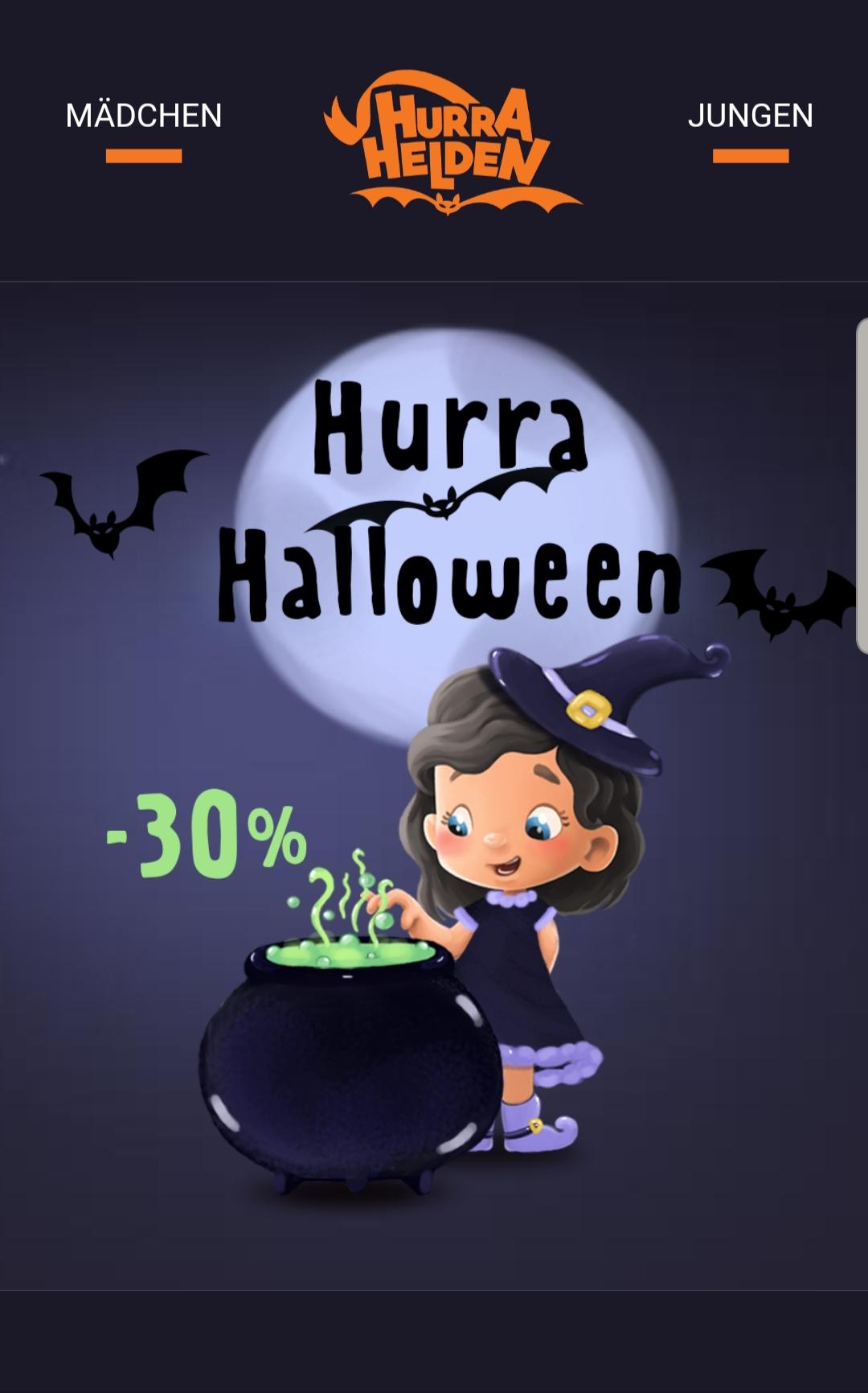 35% Rabatt auf alle Kinderbücher bei Hurra Helden
