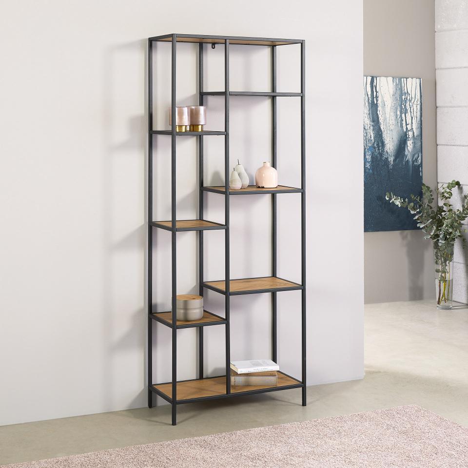 10% Rabatt auf alles - auch auf Sale - online und im Shop bei Dänisches Bettenlager, z.B. Regal (178cm)