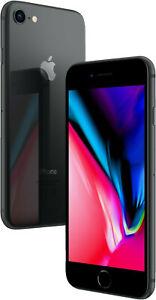 APPLE iPhone 8 128 GB Space Grey (Ebay-Gutschein PREISOPT8 - MediaMarkt)