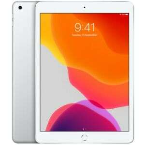 [Artikelstandort: Niederlande] APPLE iPad (2019), Tablet, 32 GB, 10.2 Zoll, iPadOS, Silber (nur für ausgewählte Kunden)