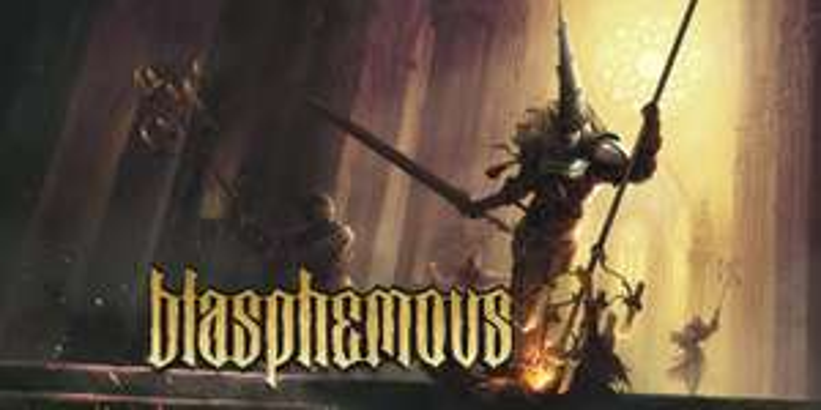 Blasphemous (Switch) für 19,99€ (Deu eShop)