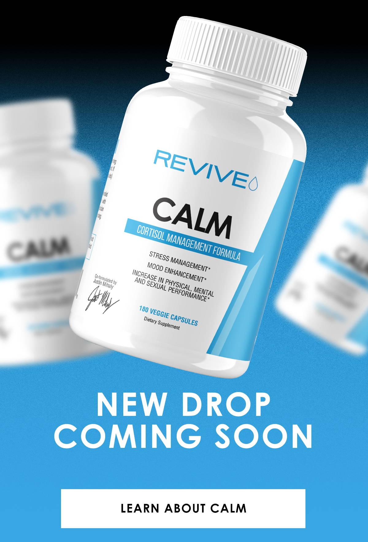 Revive Supplements 20% Rabatt