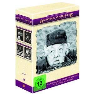 Miss Marple 4er DVD Box für 9,97 bei amazon! Must-Have!
