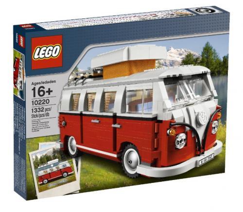 Lego 10220 - VW T1 Campingbus bei MP.de