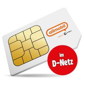 OTELO 4GB LTE Vodafone Allnet-Flat für 7,99 EUR im Monat und 50,00 EUR für Rufnummermitnahme