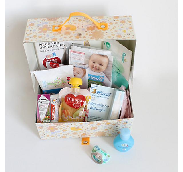 Gratis Babykoffer bei dm [AT] (registierte PAYBACK Kunden)