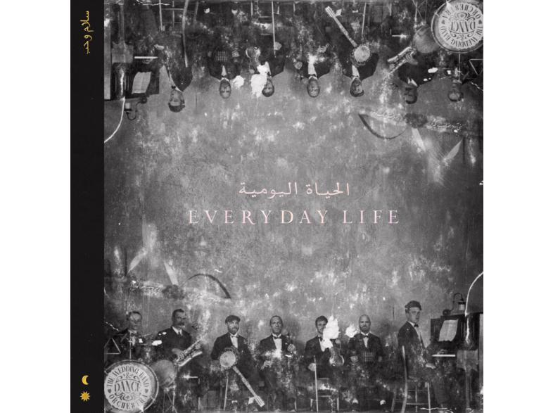 Coldplay - Neues Doppelalbum Everyday Live vorbestellen + 2 Songs gratis streamen