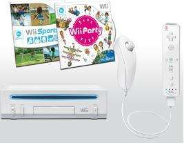 Nintendo Wii Family Edition und Olmypic Games Pack je 104,95€ frei Haus im dealclub