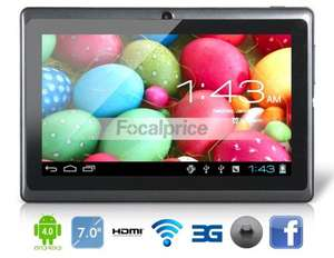 "IPPO Q78 7"" Android Tablet mit 1,2GHz"