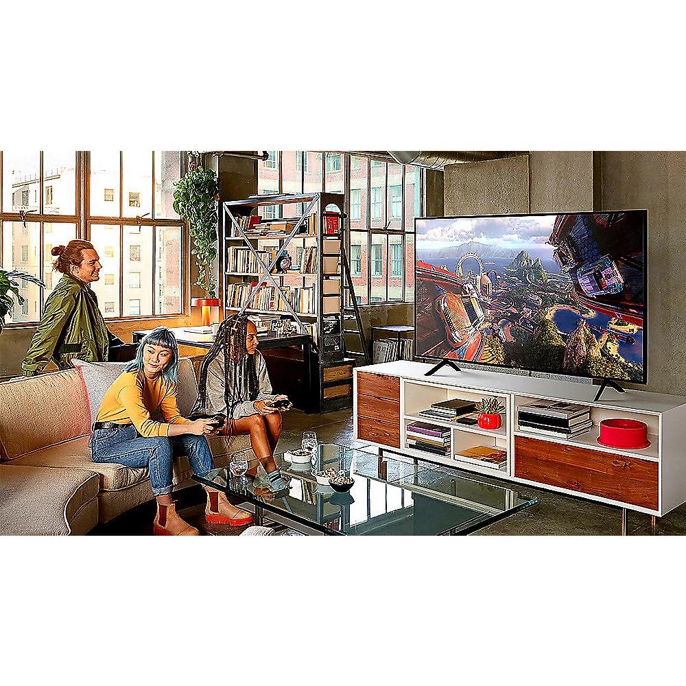[Regional Mediamarkt Koblenz-Nur Sonntag] Samsung Q60R 163 cm (65 Zoll) 4K QLED TV (Q HDR, Ultra HD, HDR, Twin Tuner, Smart TV) für 999,-€