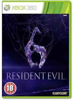 Resident Evil 6 [Xbox 360] für 24€ inkl. Versand
