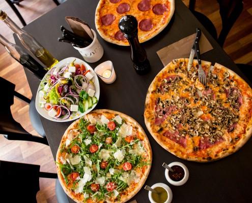 (lokal Stadtgebiet Passau) 50% auf alles im Padu Pizzaservice Onlineshop