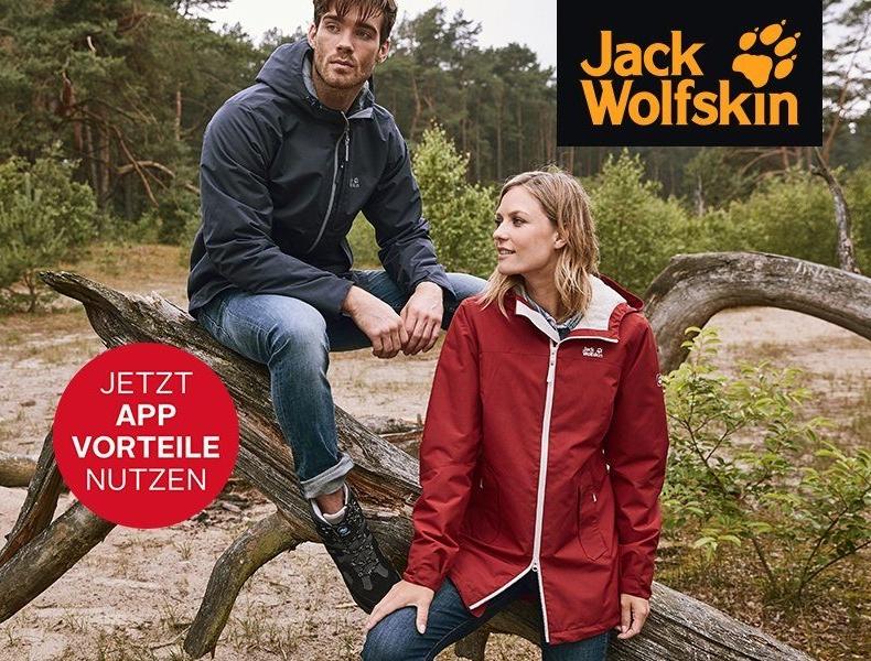 15% Rabatt auf Jack Wolfskin Mode über [OTTO-App] nur bis Sonntag, den 27.10.