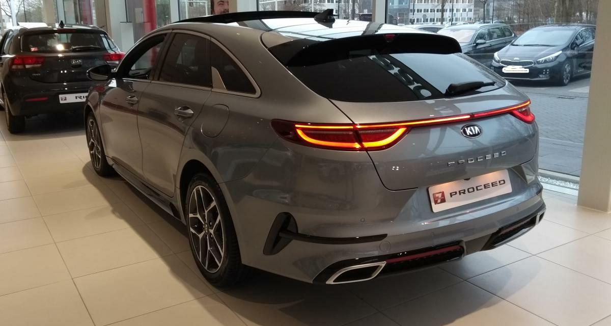 [Privat & Gewerbe] Kia Proceed GT 204PS Automatik gut ausgestattet für mtl. 249€ Brutto