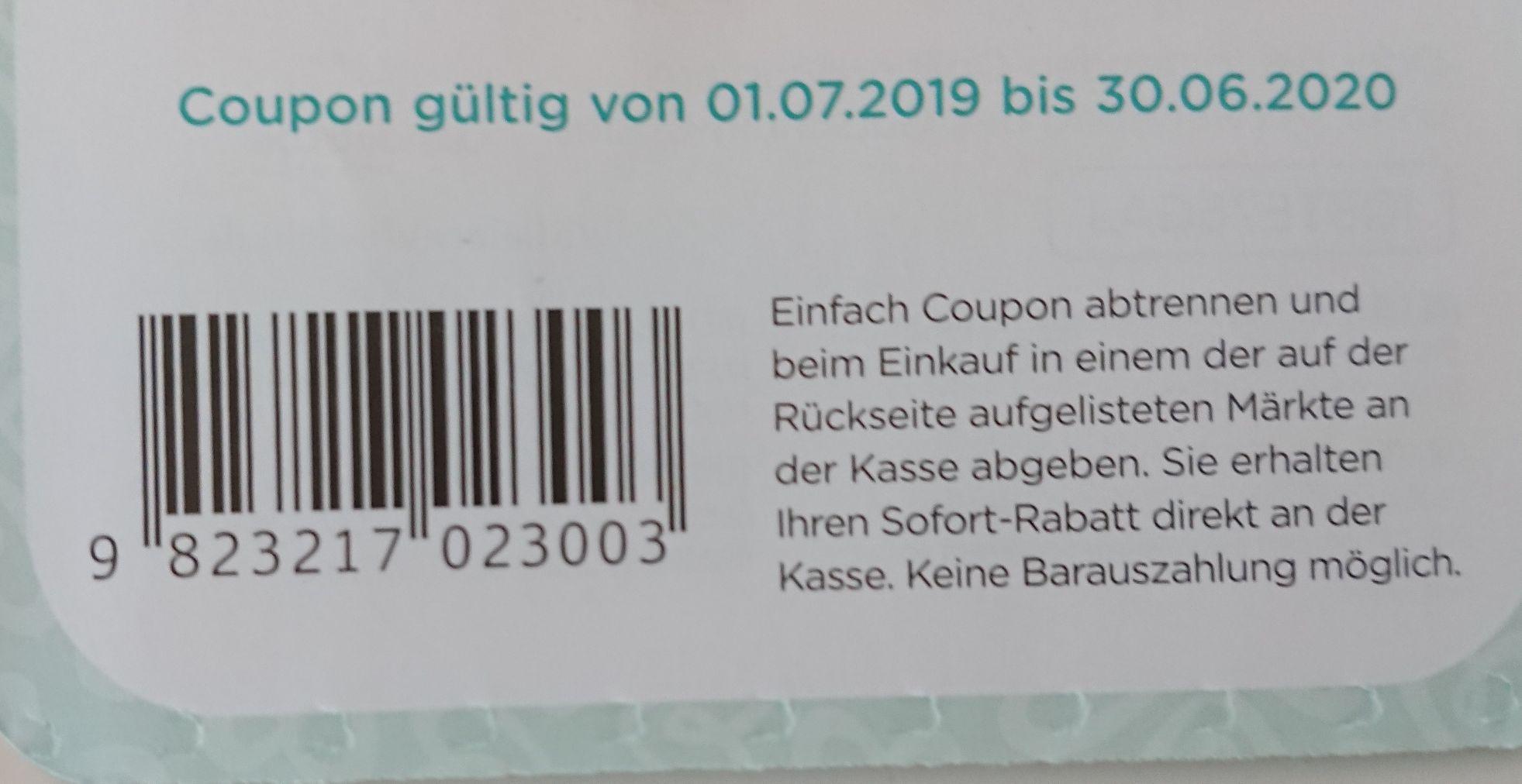 Pampers Baby Pants 3€ Gutschein