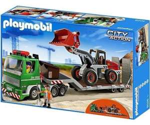 5026 Playmobil City Action - Tieflader mit Radlader - lokal in Recklinghausen