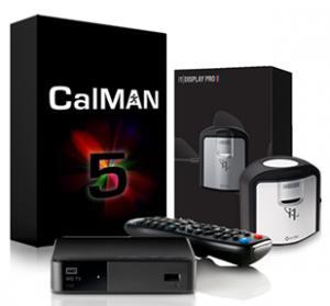 CalMAN 5 Weihnachts-Bundle für 849 Euro (statt 1.186,97 Euro) - Kalibrierset für Fernseher und Projektoren