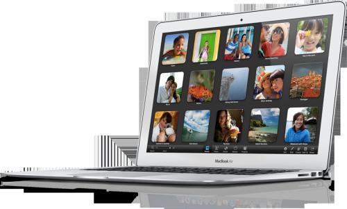 Apple MC969D/A MacBook Air 29,4 cm (11,6 Zoll) Notebook (Intel Core i5-2467M, 1,6GHz, 4GB RAM, 128GB Flash Speicher, Intel HD Graphics 3000, Mac OS)