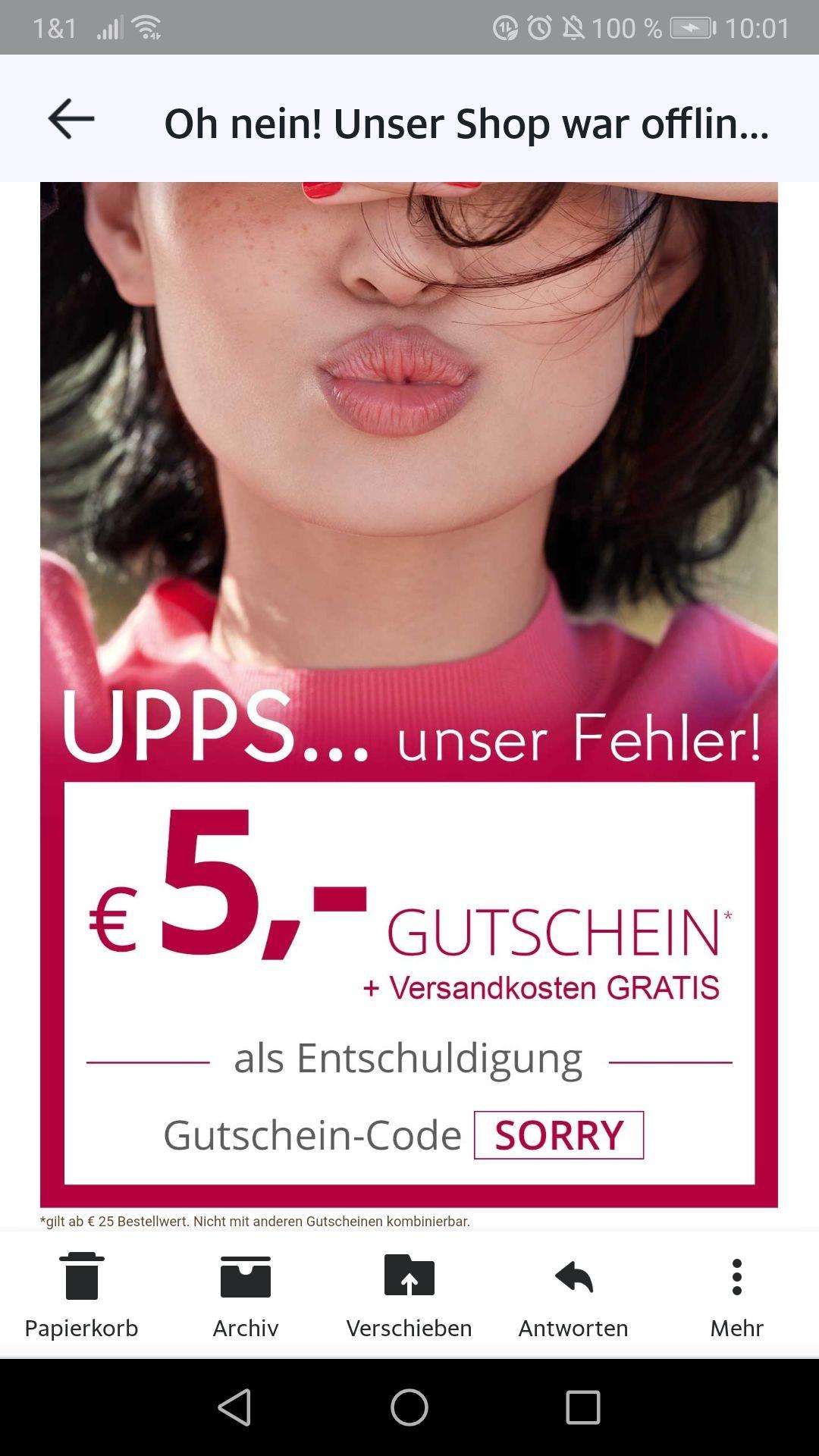 Yves Rocher Gutscheincode für 5€ bei mindestbestellwert 25€ +20% shoop