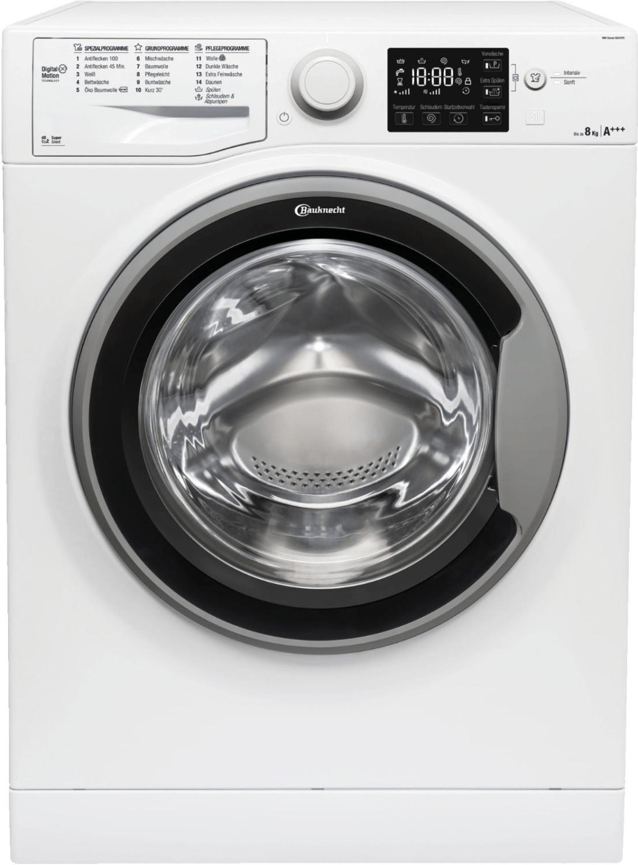 [eBay-WOW] Waschmaschine / Bauknecht WM SENSE 8G43PS / A+++