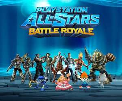Playstation All-Stars Design für PS3 Kostenlos