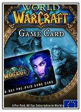 World of Warcraft - GameCard WoW (60 Tage Pre-Paid)