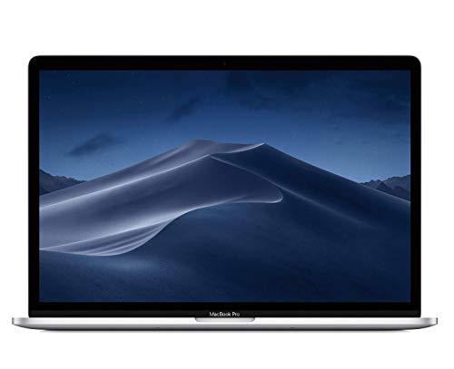 "Apple MacBook Pro (15"", 2,6 GHz Intel Core i7, 256GB SSD) - Silber"