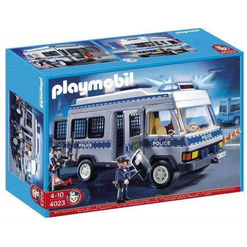 PLAYMOBIL 4023 Polizei Mannschaftswagen für 18,50 inkl. Versand