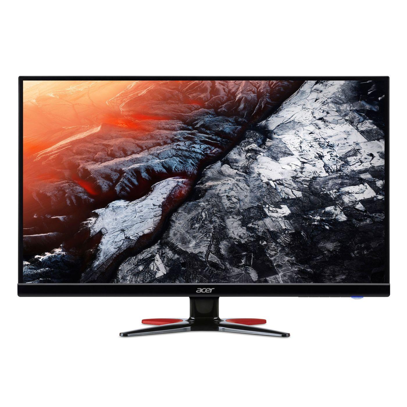 [AMAZON] Acer G6 (G276HLLbmidx) 69 cm (27 Zoll) TN ZeroFrame Monitor Matt (HDMI, DP, VGA, FHD 1920x1080, 1ms (GTG), 60Hz, 300 Nits)