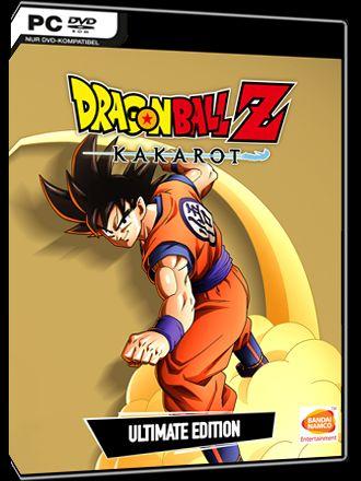 [MMOGA] Dragon Ball Z - Kakarot (Ultimate Edition) (PC)