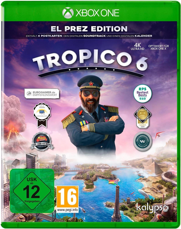 Tropico 6 El Prez Edition (Xbox One & PS4) für je 38,85€ (NETGAMES)