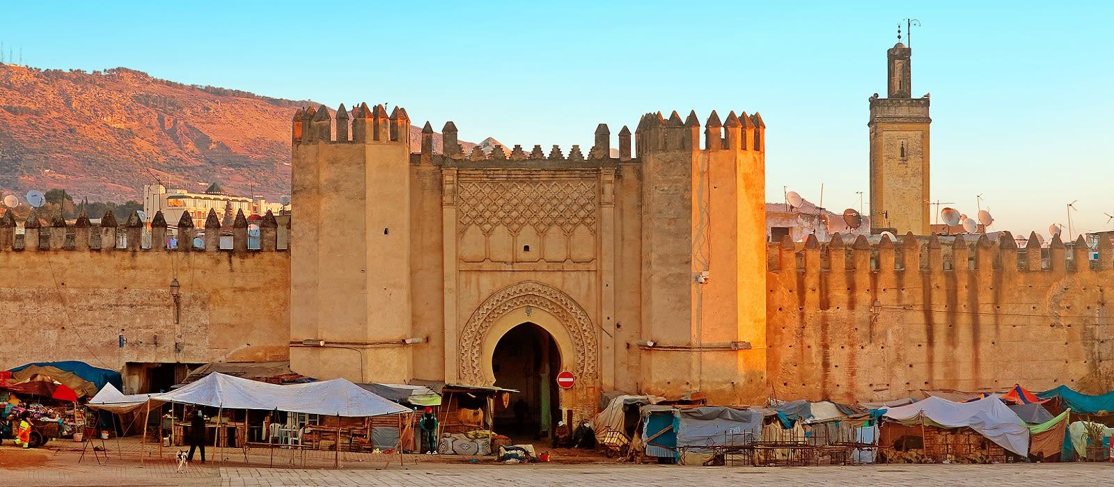 Hin-& Rückflug nach Marokko (Fès) für 34,88€