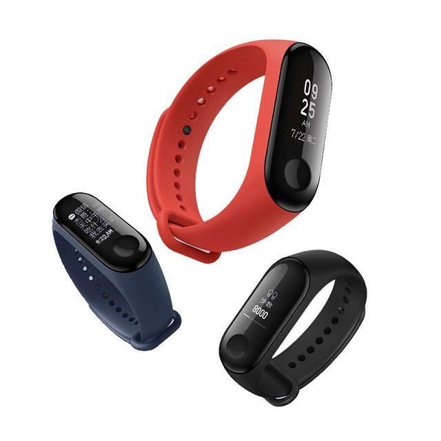 Xiaomi Mi Band 3 - Fitness Tracker (Global Version)