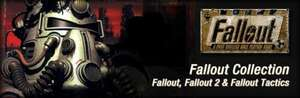 [Steam] Fallout Collection (Klassiker) für 6,80€ @Steam