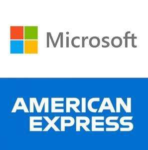 AMEX Offers: 75€ ab 275€ bei Microsoft