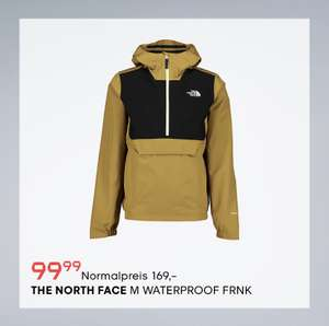 The North Face Waterproof FRNK