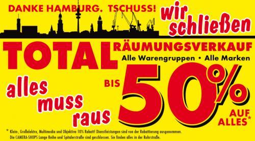 LOKAL - Hamburg - 1000 Töpfe schließt. Auch wenns traurig ist.. :(
