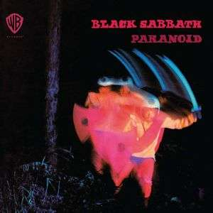Black Sabbath - Paranoid (Digitally remastered Edition) [CD] für 3,59 € @ WOWHD