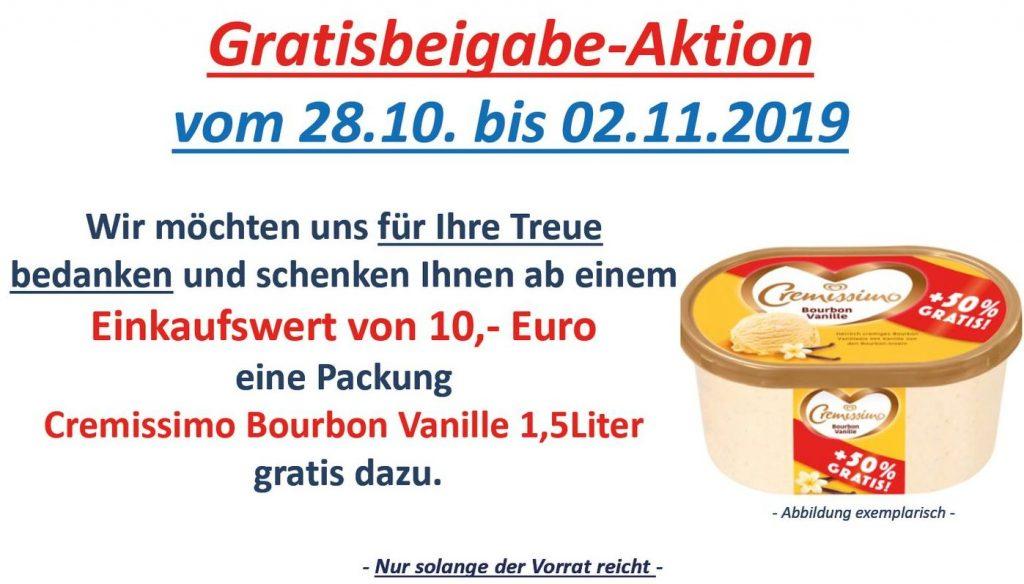 Regional Fabrikverkauf Langnese Heppenheim u.a. 20xMagnum für 6,40