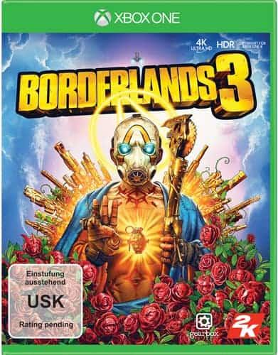 Borderlands 3 - USK Version (Xbox One) für 37,98€ (Gamesflat)