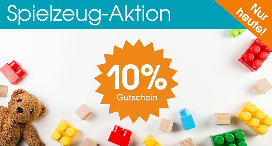 10% auf Spielzeug bei babymarkt.de