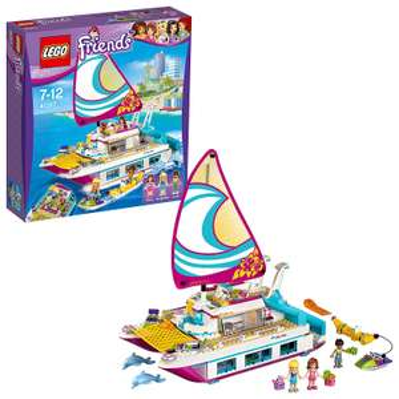 LEGO Friends 41317 Sonnenschein-Katamaran Filiale Only