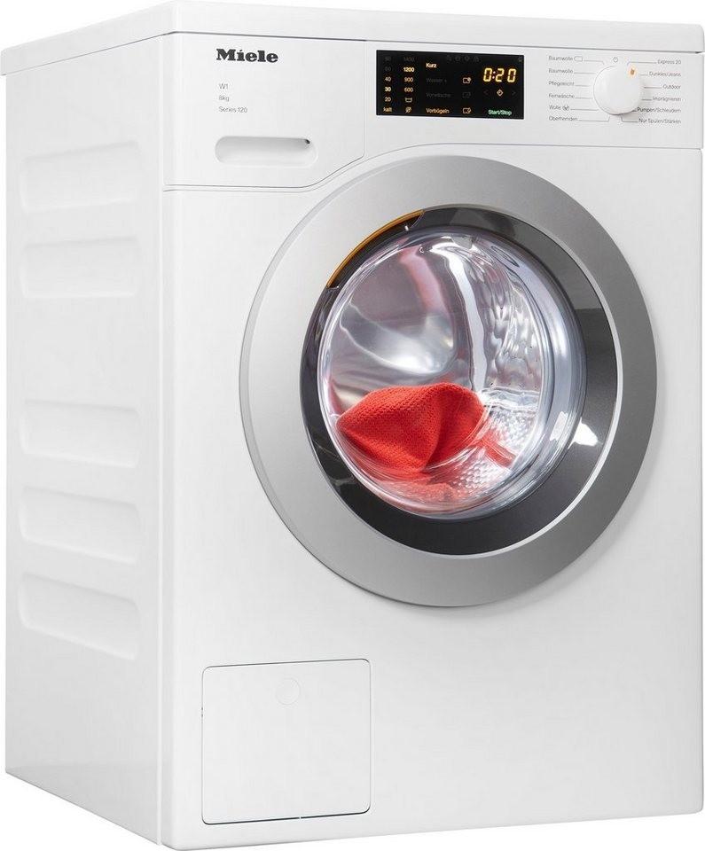 Waschmaschine Miele WDD 025 WPS (A+++ -10%, 8kg, 1400U/min, Dosierautomatik, Selbstreinigungsschublade, Startzeitvorwahl, AquaStop)