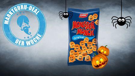 [Marktguru] Monster Munch, 40 Cent Cashback (Deal der Woche)