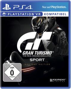 Gran Turismo Sport Day One Edition (PS4) für 15,99€ (Müller)