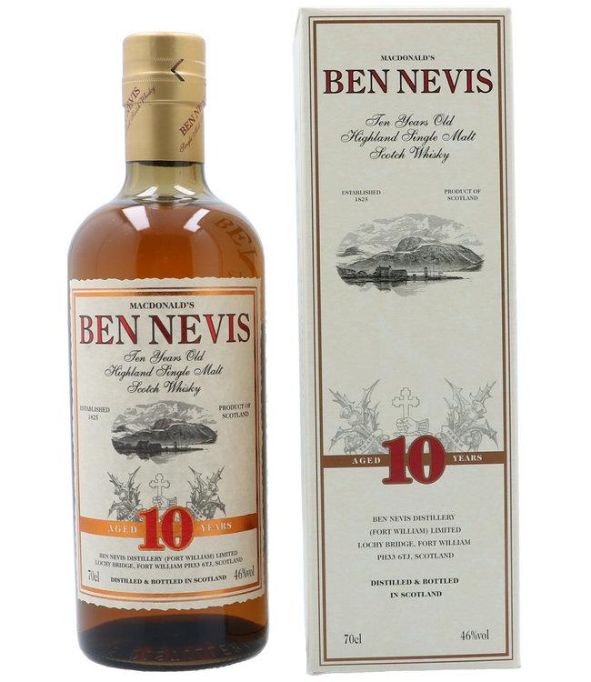 Ben Nevis 10 Years Single Malt Whisky