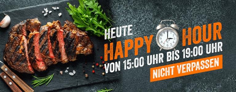Happy Hour bei Gourmetfleisch